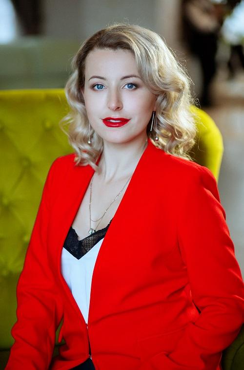 Блинчевская Елена Владимировна